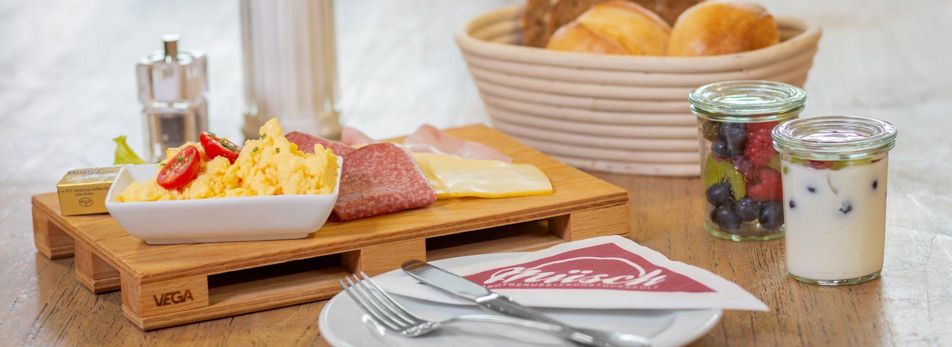 Frühstücksvariation 3